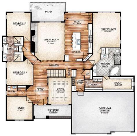 plan 14631rk 3 car garage best 25 3 car garage ideas on 5 car garage