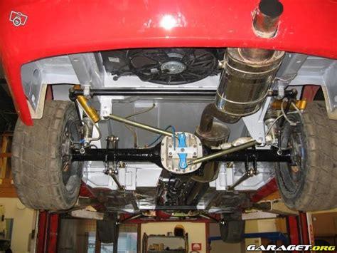projekt volvo  evo foersta bygget klart saenktfaelgar  fram lyktor trim garaget