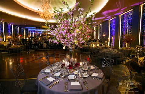 rainbow room new york wedding noel rob new york