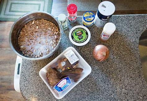 Oven Hock Second oven pinto beans recipe trek southwest