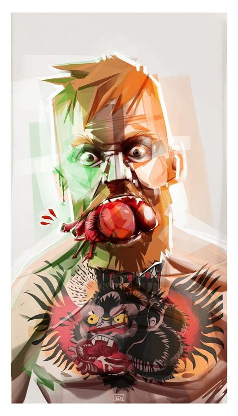 conor mcgregor tattoo wallpaper m 225 s de 25 ideas fant 225 sticas sobre tatuaje conor mcgregor