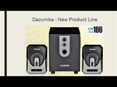 Speaker Bluetooth Dazumba harga speaker aktif dazumba speaker aktif dazumba dz 3000