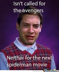 Tobey Meme - bad luck tobey maguire by deansmith1197 meme center