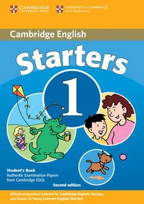 cambridge english starters 1 1316635937 cambridge young learners english tests starters 1 students book cambridge esol 9780521693363