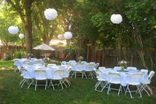 backyard ideas for sweet 16 decoration