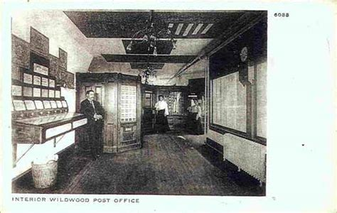 Wildwood Post Office by Cape May County Nj Postcards Page 70