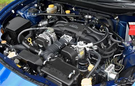 subaru brz boxer engine subaru developing own boxer turbo for brz auto industry news