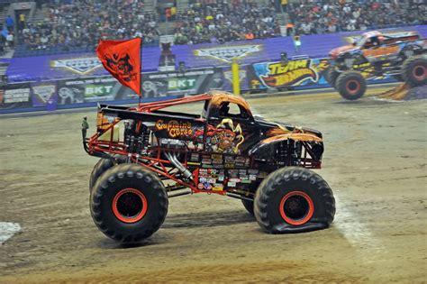 monster truck show baton rouge results monster jam