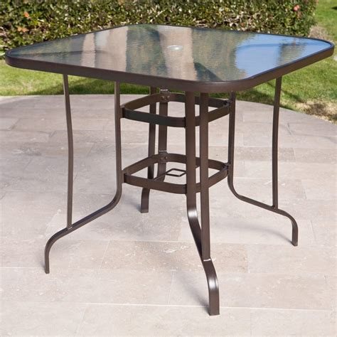 glass top patio table and chairs glass top patio table and chairs 28 images glass top