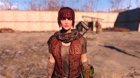 game mod for young young explorer female face fo4 mod download