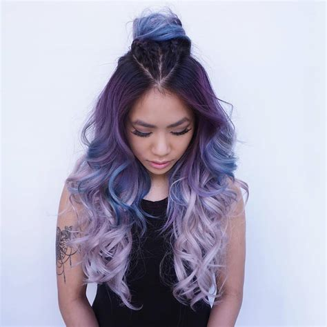 hair color ideas 30 magnetizing mermaid hair color ideas real