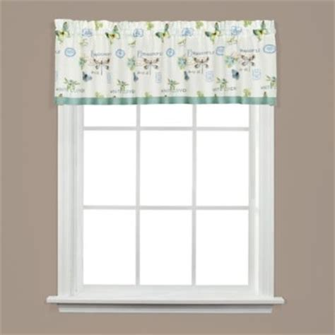 buy kitchen curtains window treatments from bed bath beyond