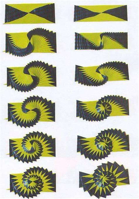 curlicue origami curlicue origami 28 images curlicue kinetic origami