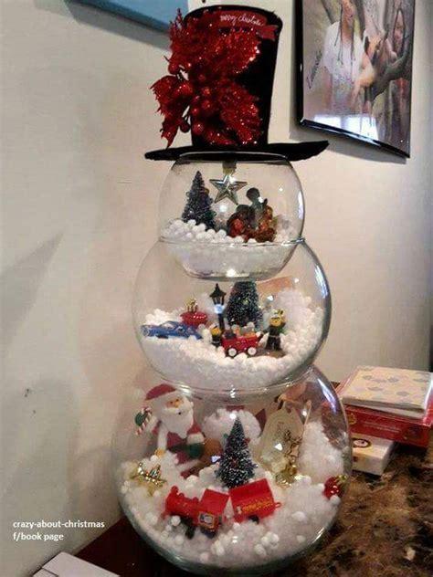 decoraciones navidenas con peceras 3   Como Organizar la