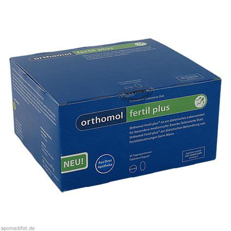 Schwangerschaftstest Kaufen 500 by Orthomol Fertil Plus 30 St Preisvergleich G 252 Nstig Kaufen