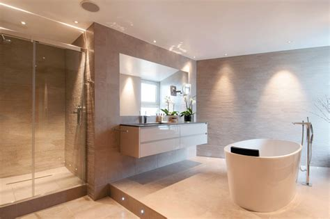 c bathroom c p hart case study berglan court contemporary