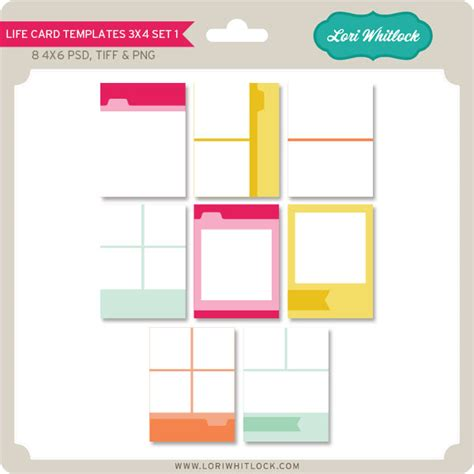 3x4 cards template new at sprague 3 215 4 template sets 187 lori whitlock