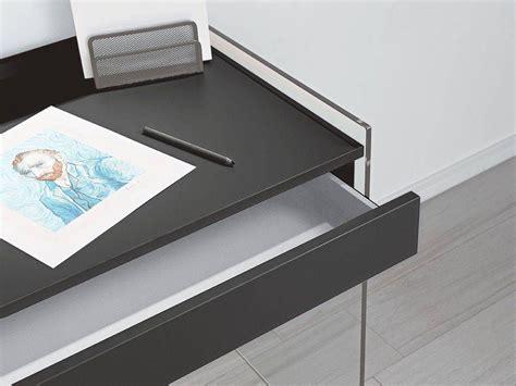 scrivanie per computer mydesk scrivania per computer in vetro