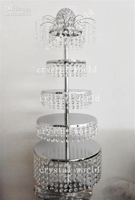 Chandelier Cake Stand Wedding Candelabra Centerpiece Wedding