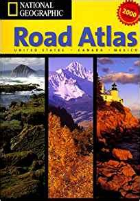 atlantic canada back road atlas books national geographic road atlas united states canada