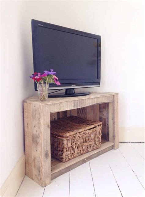 Handmade Tv Cabinets - 50 creative diy tv stand ideas for your room interior