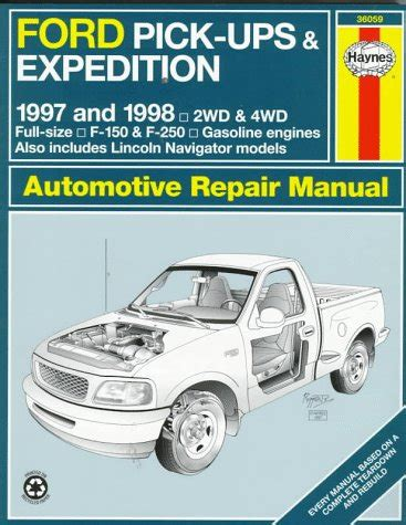 haynes repair manual 2000 ford expedition eur 51 95