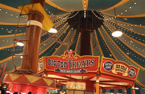 Souvenir Hers Map High Quality look inside big top souvenirs in new fantasyland at