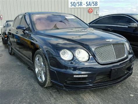 damaged bentley for sale salvage bentley for sale repairable vehicles at auction