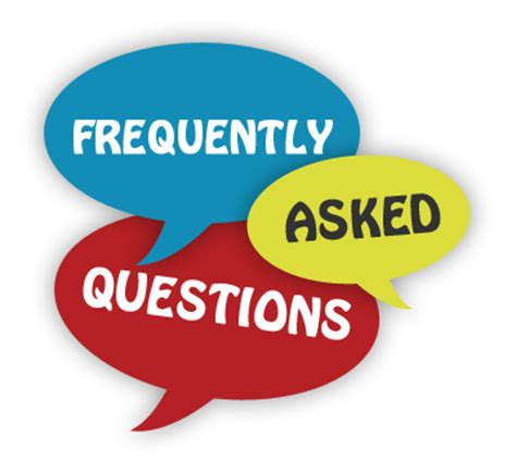 frequently asked questions of maybrook