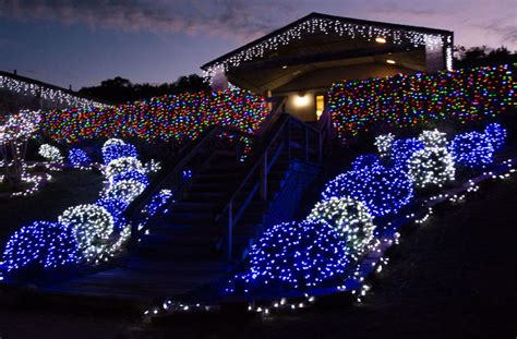 check out nature in lights in killeen tx visit killeen