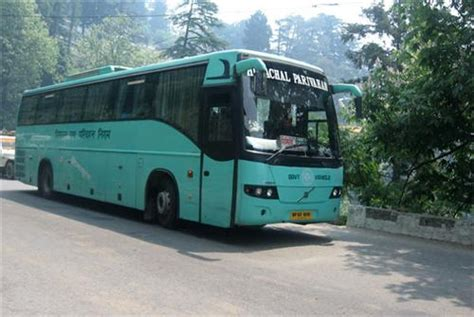 Delhi To Shimla Sleeper by Buses From Shimla Hprtc Buses In Shimla Transport In