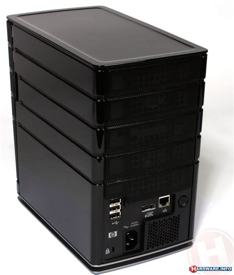 hp mediasmart server ex490 photos kitguru united kingdom