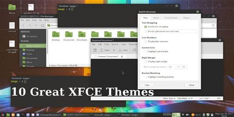 themes xfce 11 great xfce themes for linux xfce users make tech easier