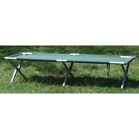 texsport 174 deluxe folding c cot forest green 204840 cots at sportsman s guide