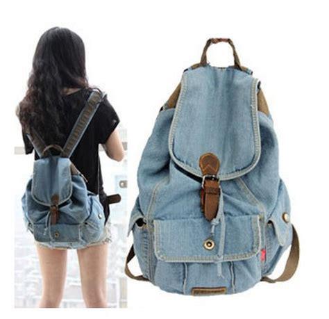 Sling Bag Motif Back Come new mulheres meninas retro mochila escolar viagens