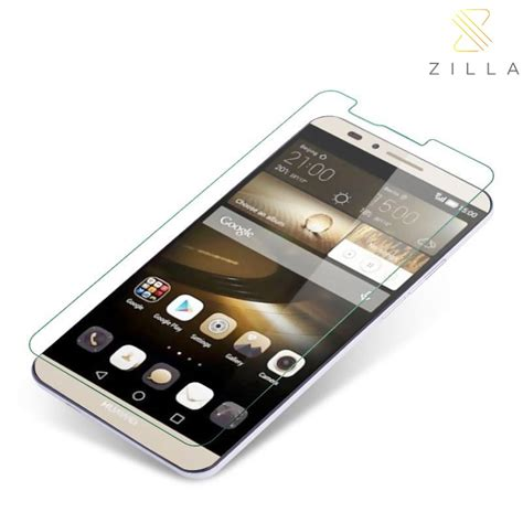 Huawei Enjoy 5 Tempered Glass Curved Edge Protection Screen T3009 2 zilla 2 5d tempered glass curved edge 9h 0 26mm for huawei