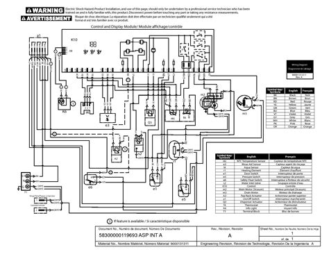 bosch dishwasher wiring diagram circuit and schematics