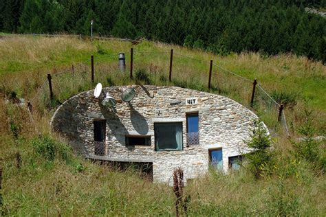 Earth Berm Home Plans 5 houses built into hills that ll convince you to move