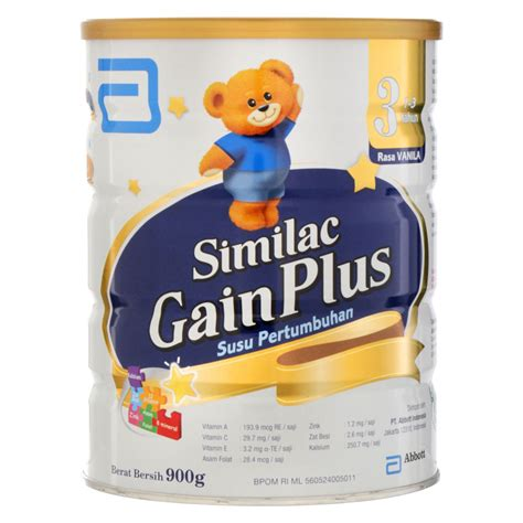 Similac Gain Tahap 3 By Mk buy promo turun harga bulan mei anak platinum deals