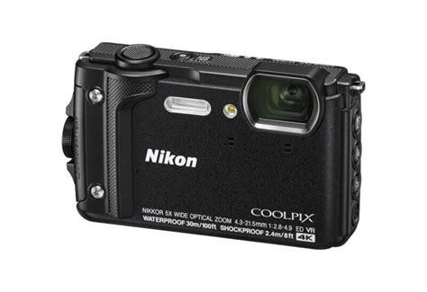 Kamera Nikon Baru nikon ungkap kamera tangguh baru coolpix w300 yang tahan