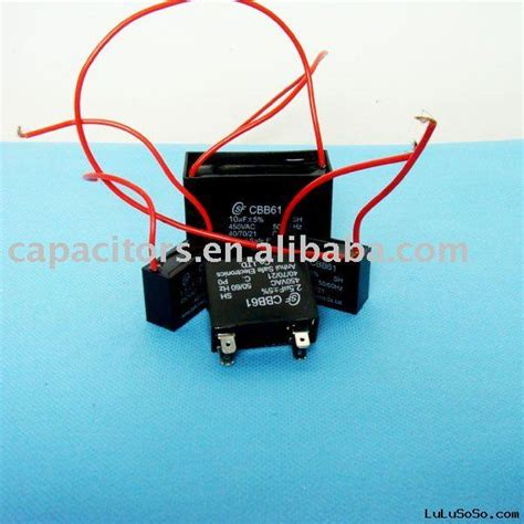 fan capacitors for sale cbb61 ceiling fan capacitor for sale price china