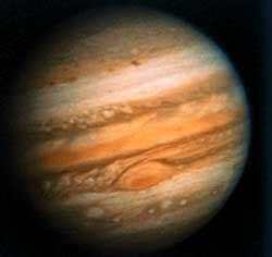 what color is jupiter color of jupiter 187 universe today