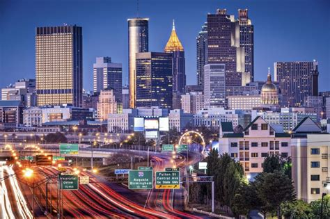 Top Mba In Atlanta by What S In Atlanta Found The World