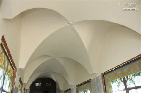How Much To Vault A Ceiling by The Curve Appeal Groin Arch Vs Barrel Vault