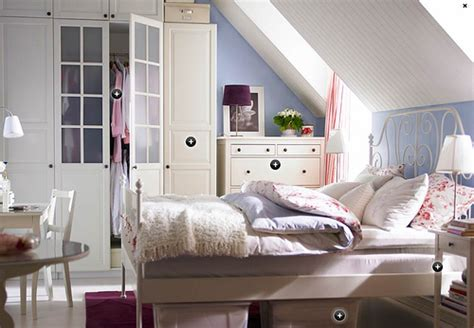 Schlafzimmer Vintage Ideen by Bed Bedroom Ikea Image 207259 On Favim