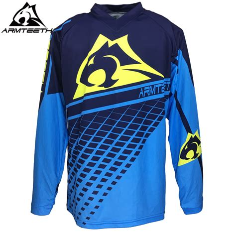 alibaba jerseys 2017 armteeth motocross jersey t shirts motorcycle bicycle