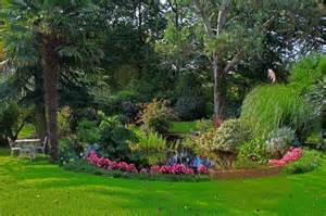 le jardin de les plus beaux jardins des