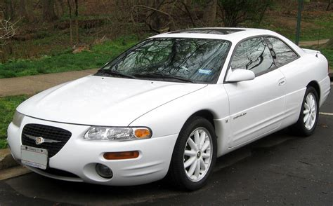 1997 Chrysler Sebring by 1997 Chrysler Sebring Information And Photos Momentcar