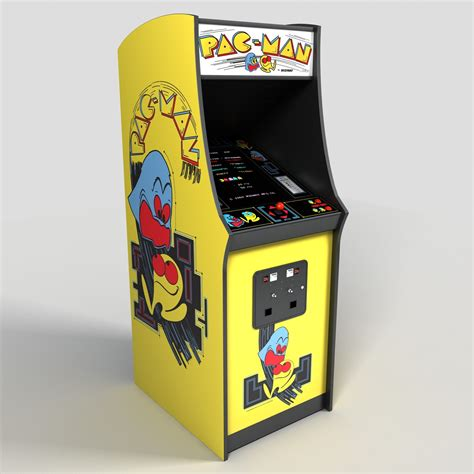 ms pacman arcade cabinet nerdly pleasures remnant of the golden age of arcades