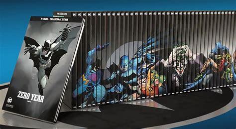 Eaglemoss Dc Comics Two eaglemoss k 252 ndigt batman collection im stile der dc graphic novel collection an